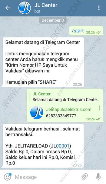paralel telegram jelitareload