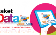 Harga Pulsa Three Data Murah Februari 2018