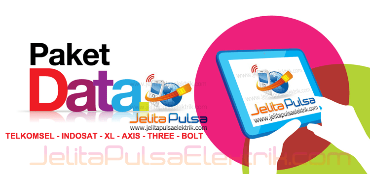 pulsa paket internet data murah