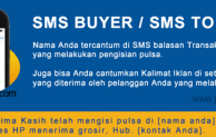 Jual Pulsa Data