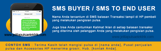 sms buyer gratis pulsa